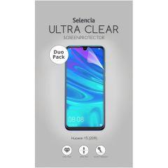 Selencia Duo Pack Ultra Clear Screenprotector Huawei Y5 (2019)