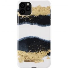 iDeal of Sweden Fashion Backcover iPhone Xs Max - Gleaming Licorice