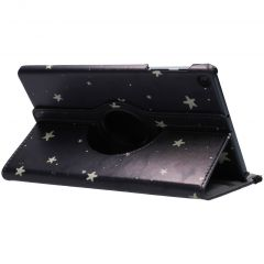 360° Draaibare Design Bookcase Galaxy Tab A 10.1 (2019)