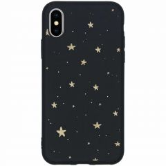 Design Backcover Color iPhone X / Xs