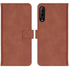 iMoshion Luxe Booktype Huawei P Smart Pro / Y9s - Bruin