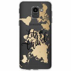 Design Backcover Samsung Galaxy J6