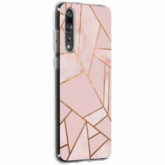 Design Backcover Huawei P20 Pro