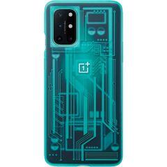 OnePlus Quantum Bumper Case OnePlus 8T - Cyborg Cyan