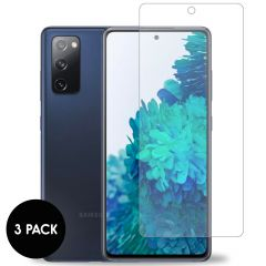 iMoshion Screenprotector Folie 3 pack Samsung Galaxy S20 FE