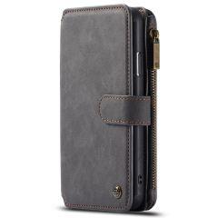 CaseMe Luxe 2 in 1 Portemonnee Booktype iPhone 11 Pro Max - Zwart
