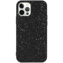 Hardcase Backcover iPhone 12 (Pro) - Glitter