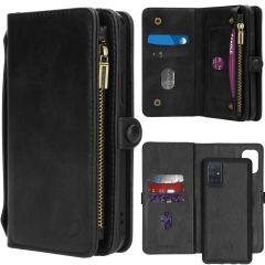 iMoshion 2-in-1 Wallet Booktype Samsung Galaxy A71 - Zwart
