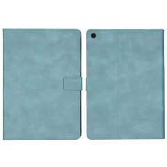 iMoshion Luxe Tablethoes iPad 10.2 (2019 / 2020) - Lichtblauw