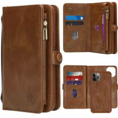 iMoshion 2-in-1 Wallet Booktype iPhone 11 Pro - Bruin