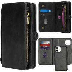 iMoshion 2-in-1 Wallet Booktype iPhone 12 Mini - Zwart