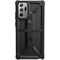 UAG Monarch Backcover Galaxy Note 20 Ultra - Carbon Fiber