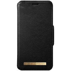iDeal of Sweden Fashion Wallet iPhone Xs Max - Zwart