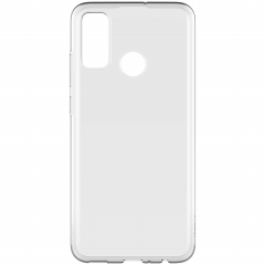 Huawei Silicone Backcover Huawei P Smart (2020) - Transparant