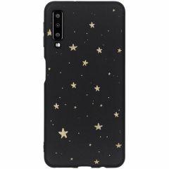 Design Backcover Color Samsung Galaxy A7 (2018)