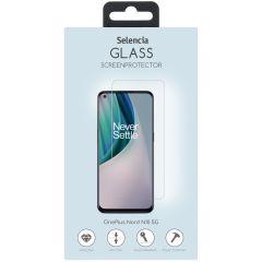 Selencia Gehard Glas Screenprotector OnePlus Nord N10 5G / OnePlus Nord CE 5G / OnePlus Nord N200 5G