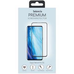 Selencia Gehard Glas Premium Screenprotector Oppo Reno4 Pro 5G