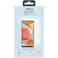 Selencia Gehard Glas Screenprotector Samsung Galaxy A42