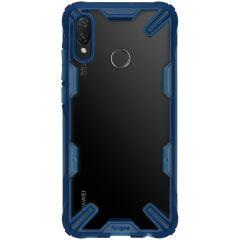 Ringke Fusion X Backcover Huawei P Smart (2019) - Blauw