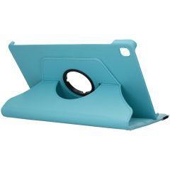 iMoshion 360° draaibare Bookcase Galaxy Tab S6 Lite - Turquoise