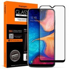 Spigen GLAStR Full Cover Screenprotector Samsung Galaxy A20e / A10e