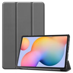 iMoshion Trifold Bookcase Samsung Galaxy Tab S6 Lite - Grijs