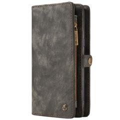 CaseMe Luxe Lederen 2 in 1 Portemonnee Booktype Galaxy S8 Plus