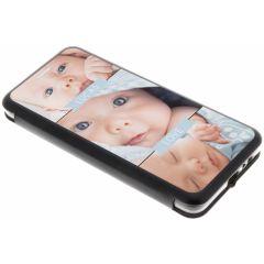 Samsung Galaxy A8 (2018) gel booktype ontwerpen (eenzijdig)