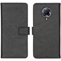 iMoshion Luxe Booktype Xiaomi Poco F2 Pro - Zwart