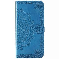 Mandala Booktype Xiaomi Poco F2 Pro - Turquoise