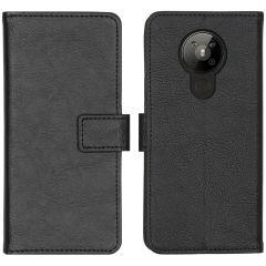 iMoshion Luxe Booktype Nokia 5.3 - Zwart
