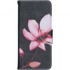 Design Softcase Booktype Nokia 5.3 - Bloemen