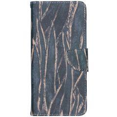 Design Softcase Booktype Nokia 5.3 - Wild Bladeren