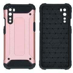 iMoshion Rugged Xtreme Backcover OnePlus Nord - Rosé Goud