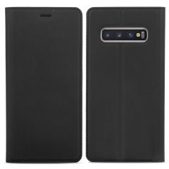 iMoshion Slim Folio Book Case Samsung Galaxy S10 - Zwart