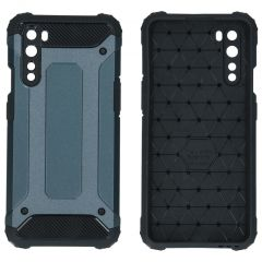 iMoshion Rugged Xtreme Backcover OnePlus Nord - Donkerblauw