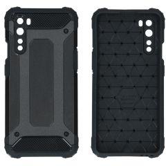 iMoshion Rugged Xtreme Backcover OnePlus Nord - Zwart