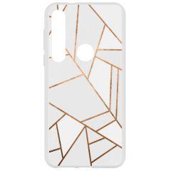 Design Backcover Motorola Moto G8 Plus