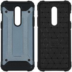 iMoshion Rugged Xtreme Backcover OnePlus 8 - Donkerblauw