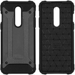 iMoshion Rugged Xtreme Backcover OnePlus 8 - Zwart