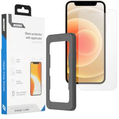 Accezz Glass Screenprotector + Applicator iPhone 12 Mini
