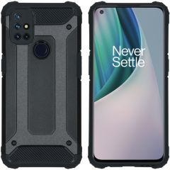 iMoshion Rugged Xtreme Backcover OnePlus Nord N10 5G - Zwart