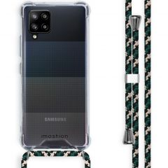 iMoshion Backcover met koord Samsung Galaxy A42 - Groen