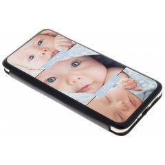 Huawei P10 Lite gel booktype hoes ontwerpen (eenzijdig)