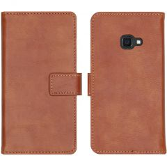 iMoshion Luxe Booktype Samsung Galaxy Xcover 4 / 4S - Bruin