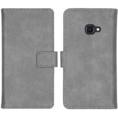 iMoshion Luxe Booktype Samsung Galaxy Xcover 4 / 4S - Grijs