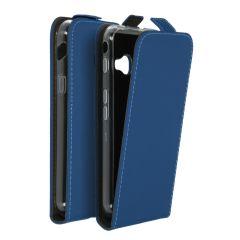 Accezz Flipcase Samsung Galaxy Xcover 4 / 4s - Blauw