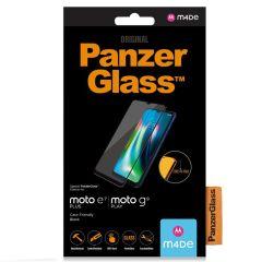 PanzerGlass Case Friendly Screenprotector Moto E7 Plus / G9 Play