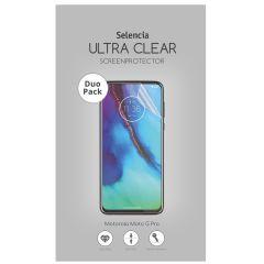 Selencia Duo Pack Ultra Clear Screenprotector Motorola Moto G Pro