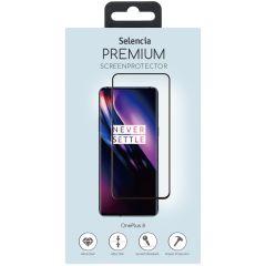 Selencia Gehard Glas Premium Screenprotector OnePlus 8